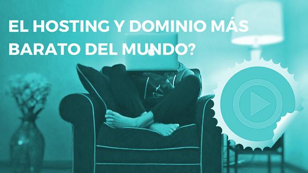 Dominios y hosting barato – Las mejores opciones