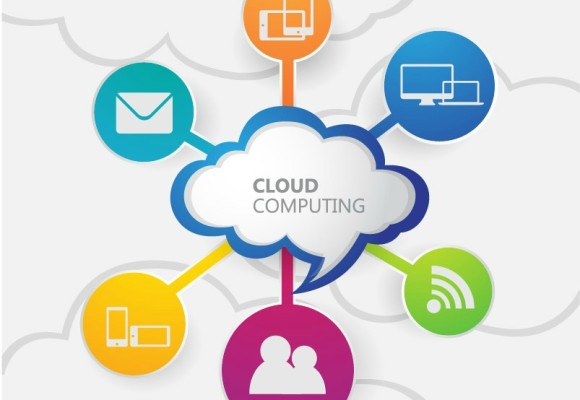 Cómo funcionan las nubes informáticas